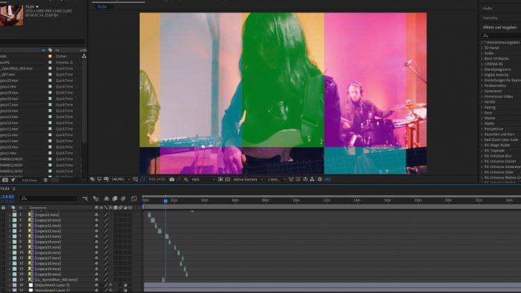 Mix Presets für Deine Live-Band